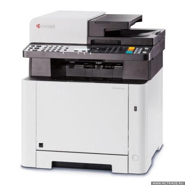 Как сделать kyocera сетевым принтером