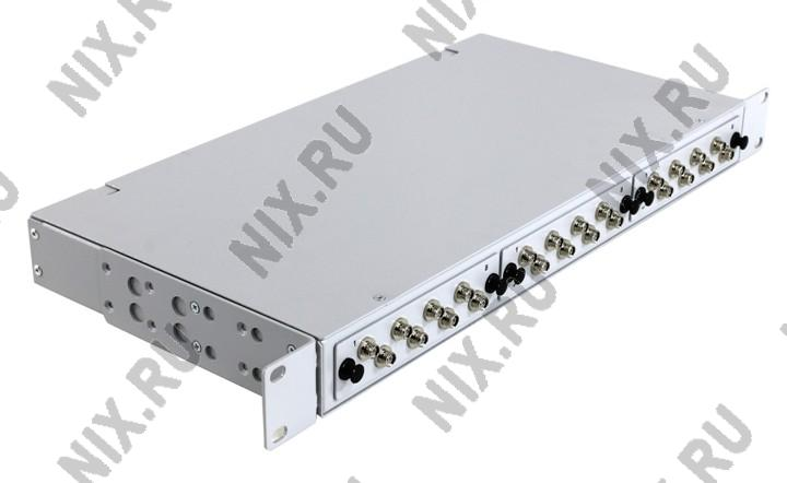 Sonatel MOCK-1-24-FC-B Patch Panel ВО 19 1U, 24port FC, укомплектован